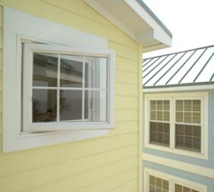 SImonton Casement Window and Double Hung Windows
