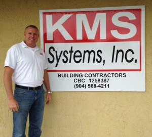 Kevin Fitzgerald, owner and founder of KMS Systems, Inc