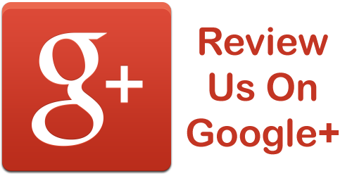Review us on Google Plus today!