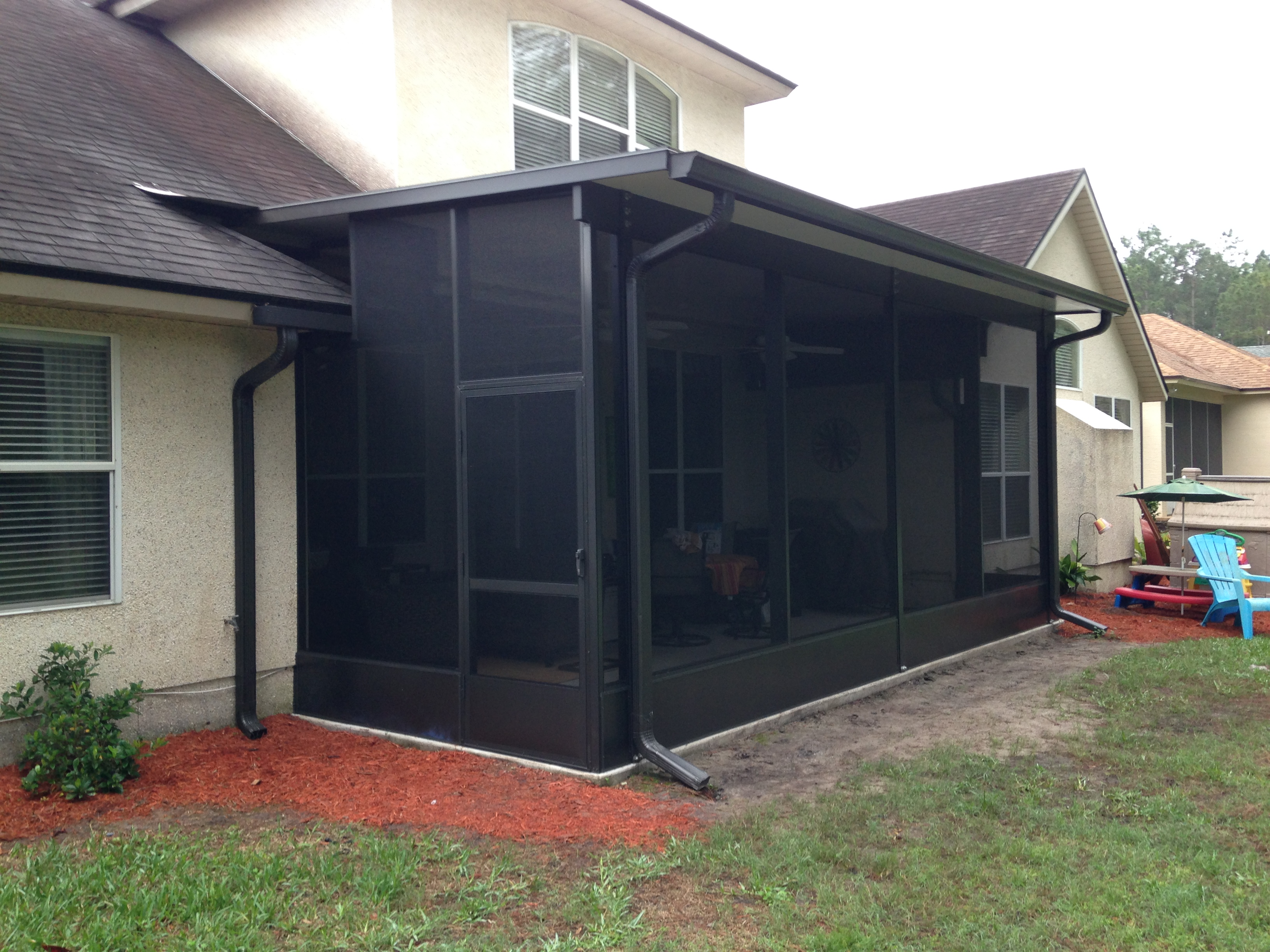 screen room harless kms systems exterior home improvement