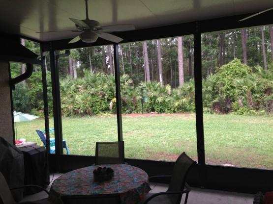Screen Room Jacksonville FL