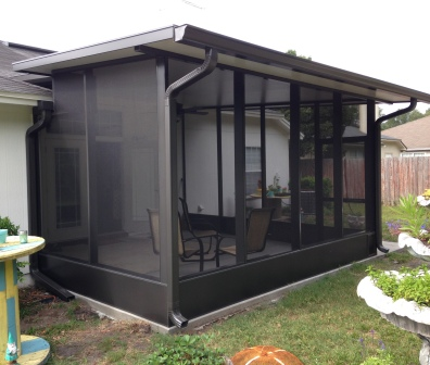Screen Rooms | KMS Systems Exterior Home Improvement ...