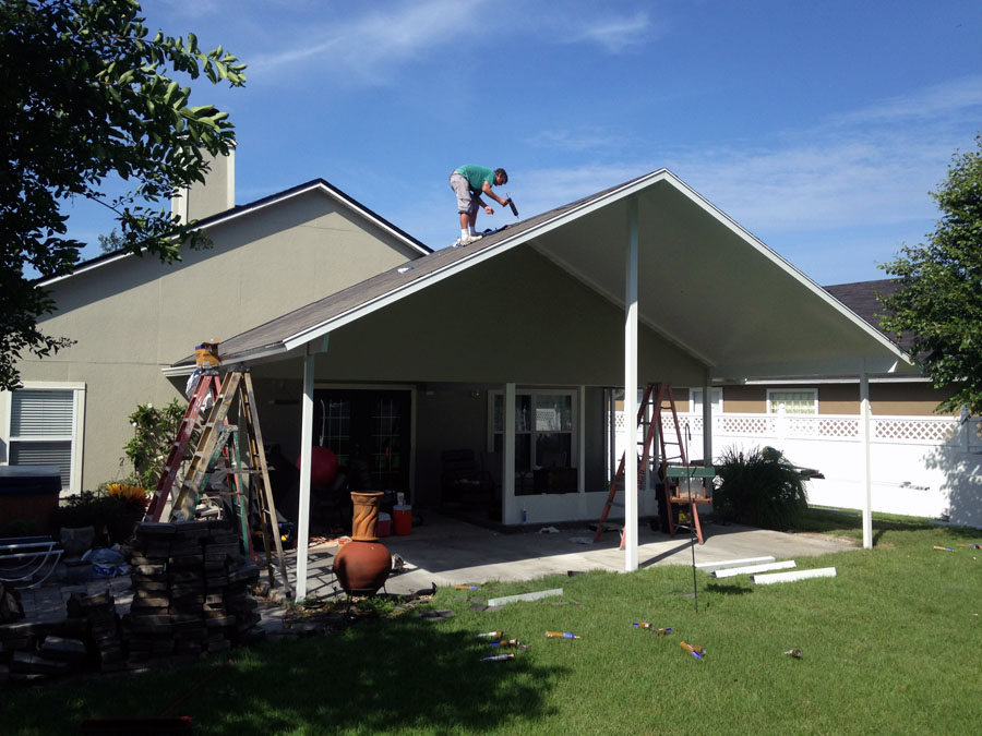 Patio Covers Kms Systems Inc Jacksonville Fl